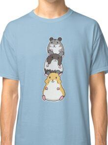 Hamster Stack Classic T-Shirt
