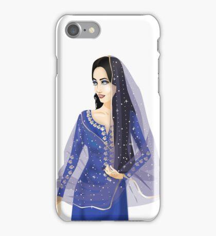 Desi couture! iPhone Case/Skin