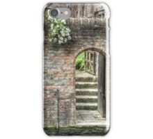 little stairs iPhone Case/Skin