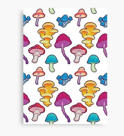 Fun with Fungi Canvas Print