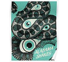 Alabama Shakes - BAND Poster