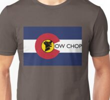 CO Cow Chop Unisex T-Shirt