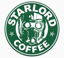 Star-Lord Coffee Kids Clothes