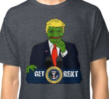Pepe the Frog Donald Trump Classic T-Shirt