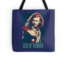 God of Thunder Tote Bag