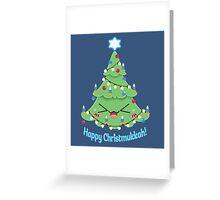 Happy Christmukkah! Greeting Card