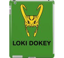 Loki Dokey iPad Case/Skin