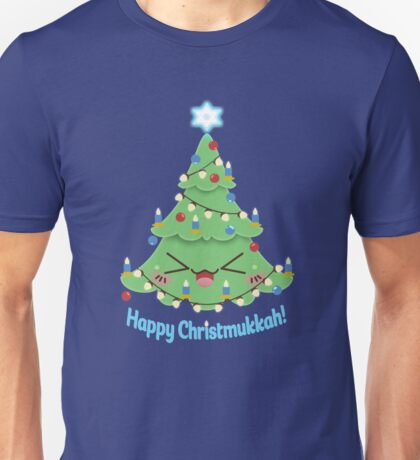 Happy Christmukkah! Unisex T-Shirt