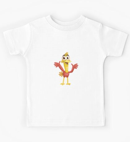Funny Lovely Vector Graphic Birds For Birds Animal Lovers Kids Tee