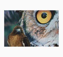 Hawk Eyes One Piece - Long Sleeve