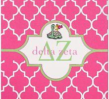 Delta Zeta Turtle-Tude by PhotoGumbo