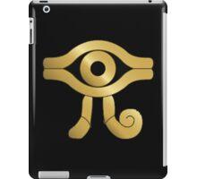 Yugioh, Millenium Symbol iPad Case/Skin