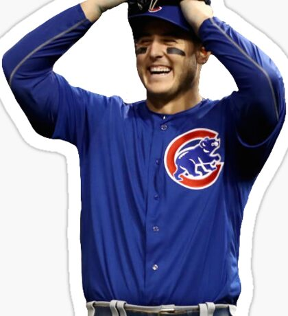 Anthony Rizzo Sticker Sticker