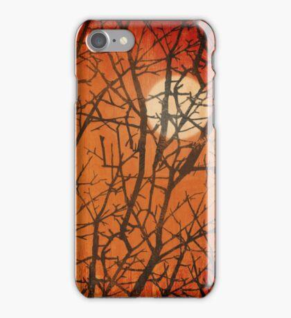 Harvest Moon iPhone Case/Skin