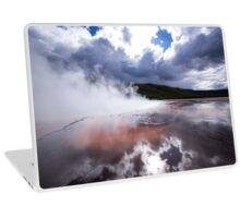 The Earth Evaporates - Travel Photography Laptop Skin