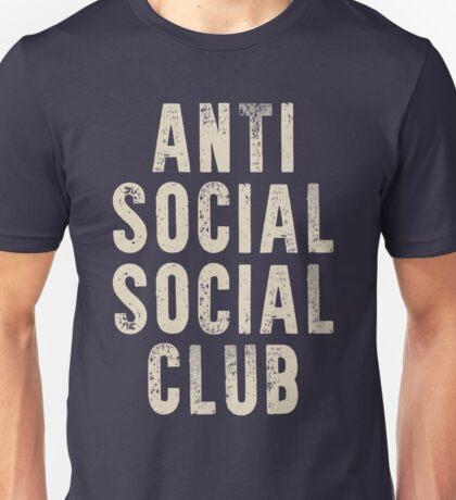 ANTI SOCIAL SOCIAL CLUB II Unisex T-Shirt
