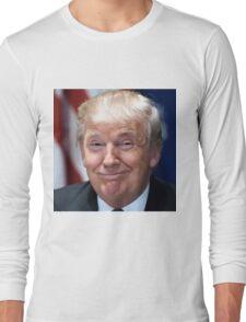 Donald J. Trump Long Sleeve T-Shirt