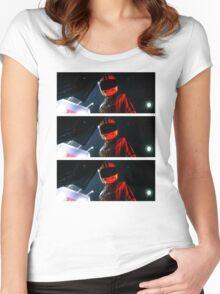 Kill b  Women's Fitted Scoop T-Shirt