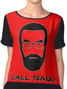 Call Saul! Chiffon Top