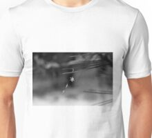 Delicate and Dangling Dangerously Unisex T-Shirt