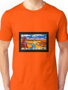Buffalo Hunt Unisex T-Shirt