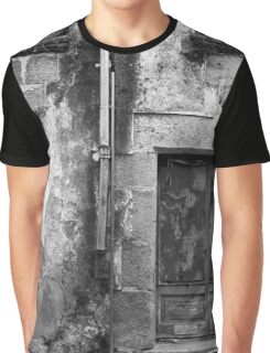 An Old Weathered Wall Graphic T-Shirt