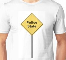Police State Unisex T-Shirt