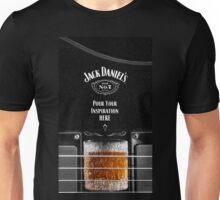 Jack Daniels - Musician's Inspiration Unisex T-Shirt