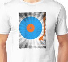 Vinyl Record Pop T-Shirt 2 Unisex T-Shirt