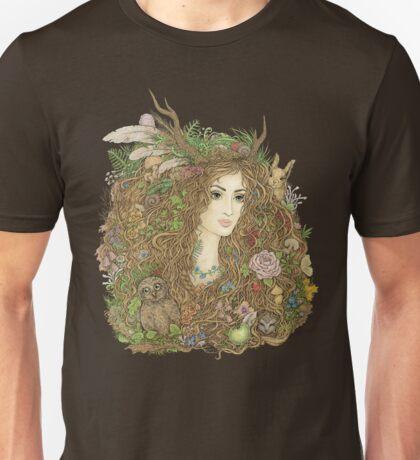 Forest Beauty Unisex T-Shirt