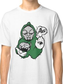 MF Doom - Rapper Classic T-Shirt