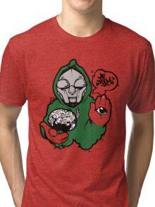 MF Doom - Rapper Tri-blend T-Shirt
