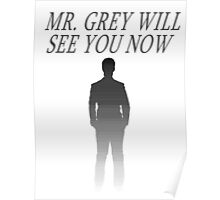 Mr. Grey Will See You Now (Fifty Shades of Grey) Poster