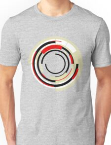 Vortex Pattern Unisex T-Shirt