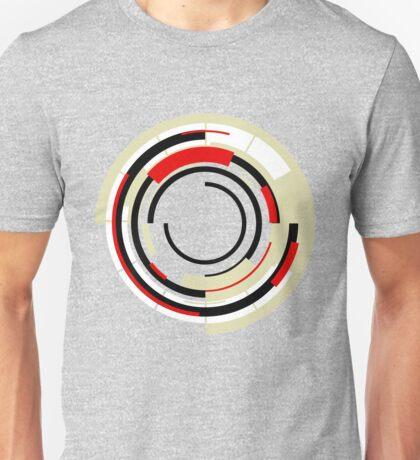 Vortex Pattern Unisex T-Shirt