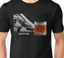 Jack Daniels - Jack Plays Here Unisex T-Shirt