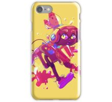 Inkling! (Yellow) iPhone Case/Skin