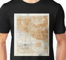 USGS TOPO Map California CA Redlands 298747 1901 62500 geo Unisex T-Shirt