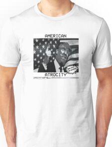 """American Atrocity"" Graphic Unisex T-Shirt"