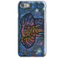 Galactic Elephant iPhone Case/Skin