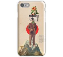InstaMemory iPhone Case/Skin