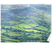 North Yorkshire Moors #2 Poster