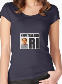 New Zealand MAOri Women's Fitted Scoop T-Shirt