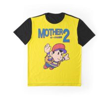 Mother 2 (SMB 3 Look-alike) Graphic T-Shirt