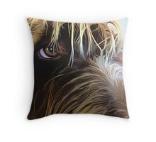 MADLY IN LOVE Throw Pillow