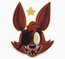 FNAF Foxy Headshot by OrlandoFox