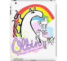 Olbin: Unicorn Without A Horn iPad Case/Skin