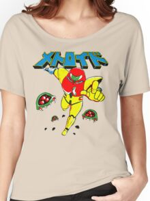 Metroid Japanese Promo Women's Relaxed Fit T-Shirt