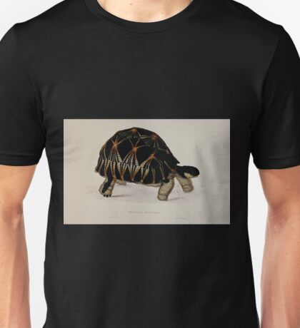 Tortoises terrapins and turtles drawn from life by James de Carle Sowerby and Edward Lear 003 Unisex T-Shirt