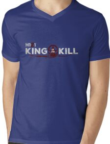 King of the Kill H1Z1 t shirt Mens V-Neck T-Shirt